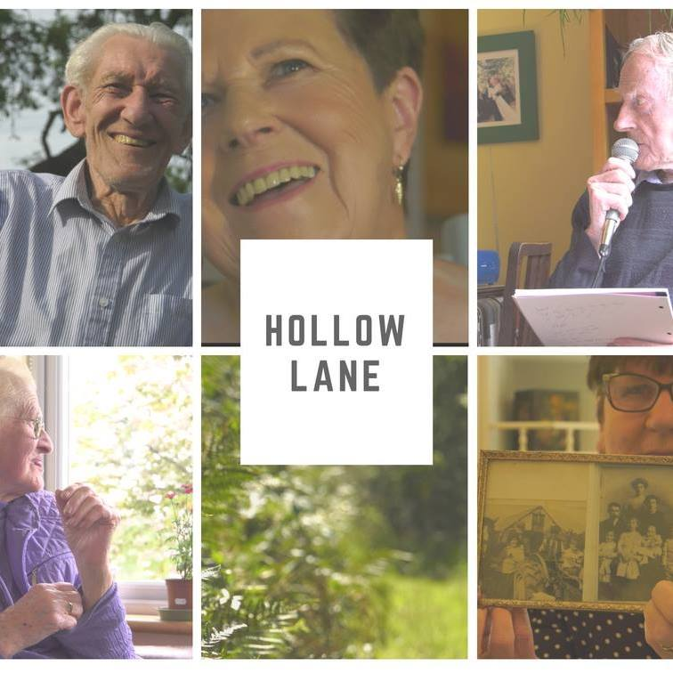 Hollow Lane Poster