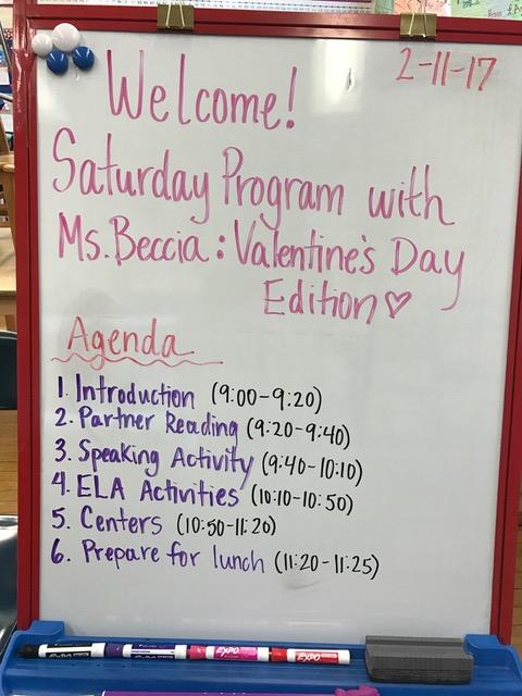 1 Saturday Program with Ms. Beccia.jpg