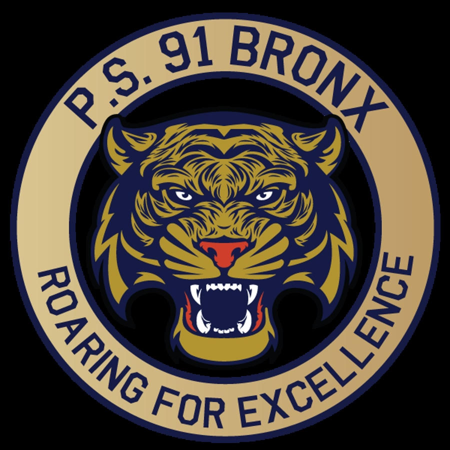 Overview - P.S. 91X is an elementary school, in the University Heights section of the Bronx, which serves students from Kindergarten through Fifth Grade. Our student enrollment is approximately 650 students. Our school colors are blue and yellow. Our school symbol is the tiger as it represents our students' strength and resolve in overcoming life obstacles and academic challenges.