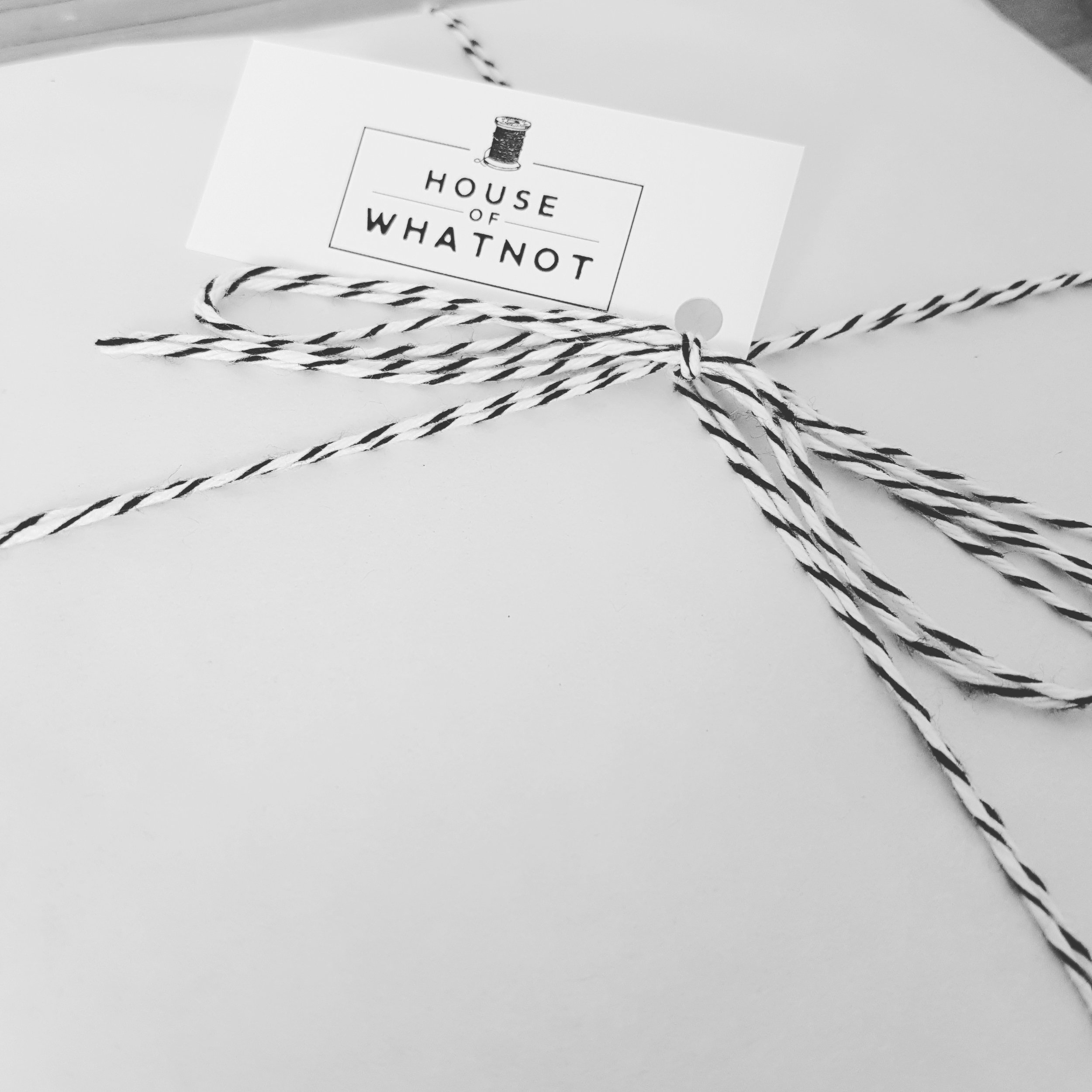 House of Whatnot packaging