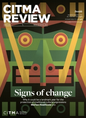 CITMA Review - March/April edition front cover