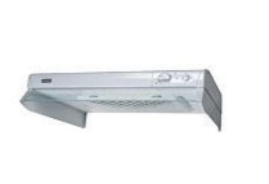 <b>Hvit FRANKE 250-10 m/volumdel</b> <br>er en standard hette, med normal kapasitet + volumdel.