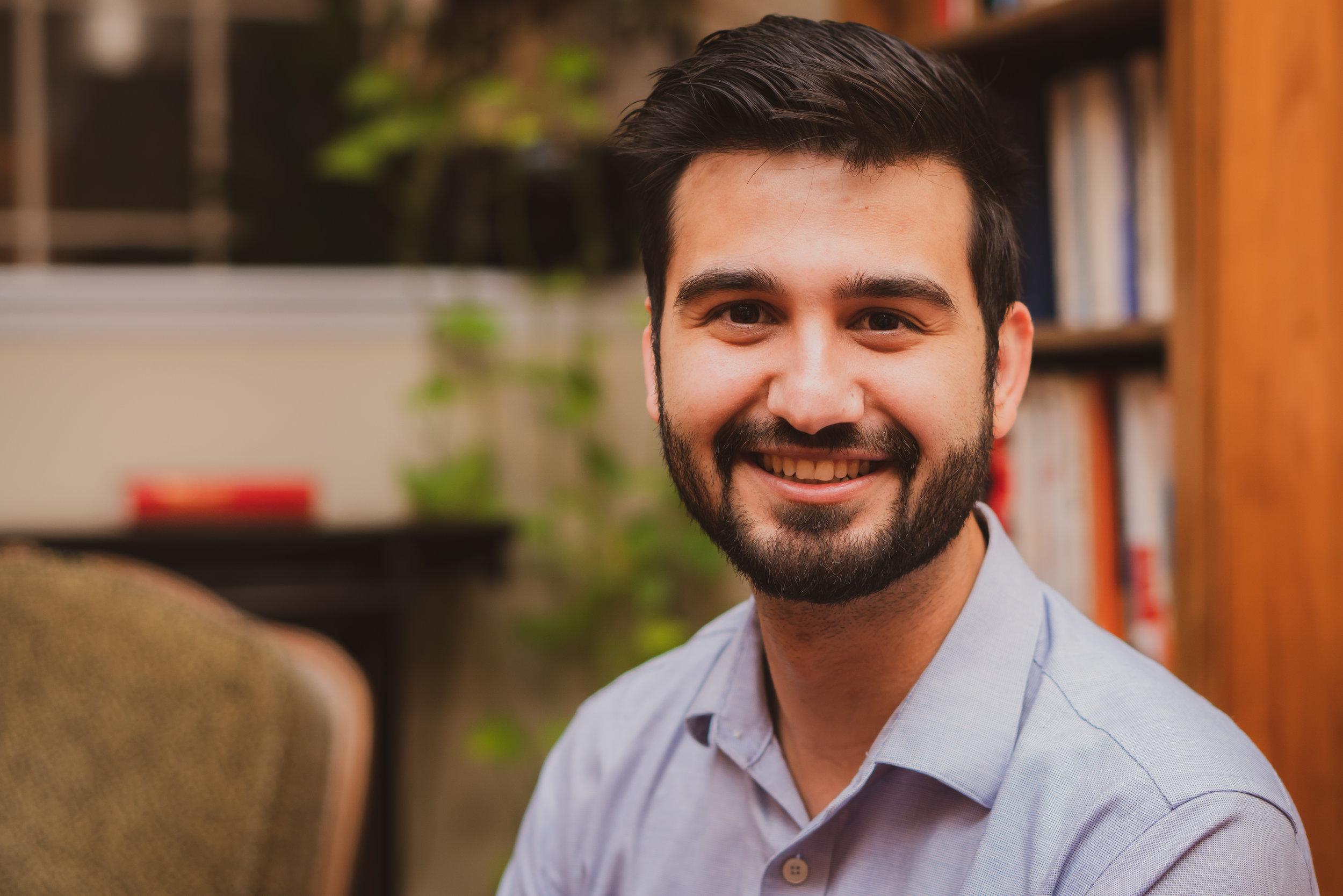 Ahtisham Amir , Senior Advisor