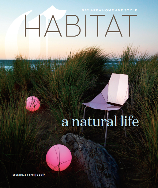 HABITAT MAGAZINE  APRIL 2017