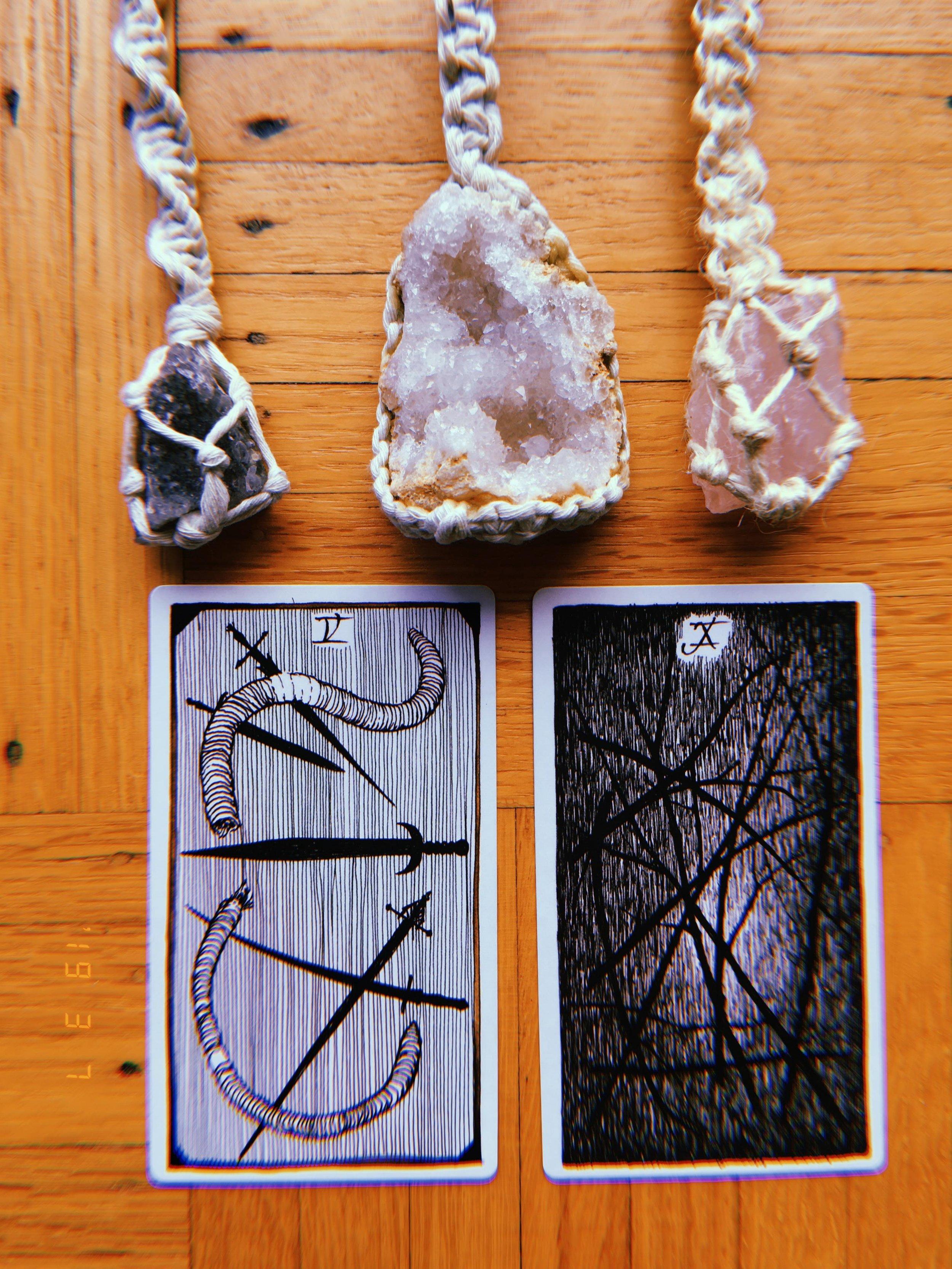 2 card tarot readings
