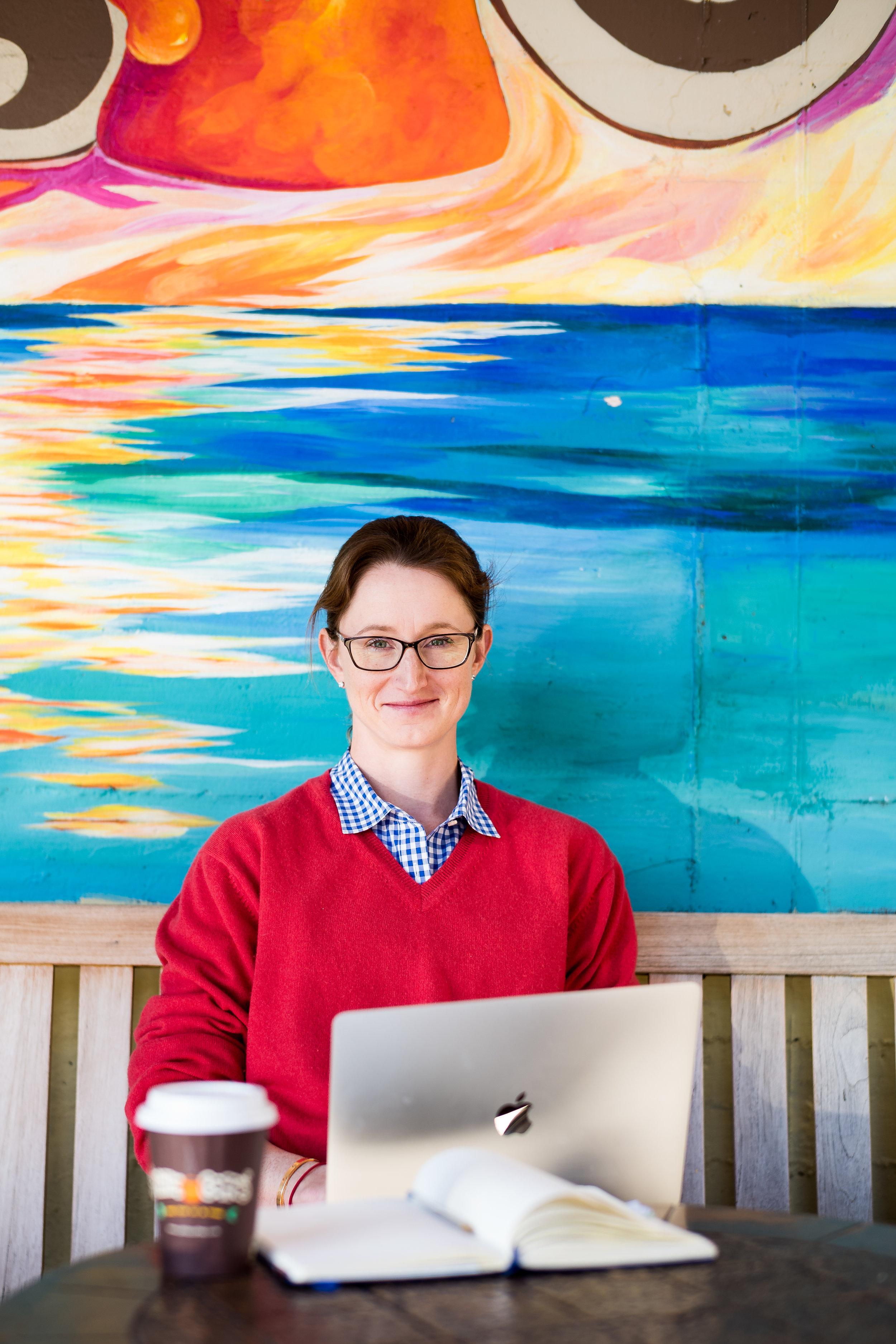 Anna Hertel  Triathlete and Writer