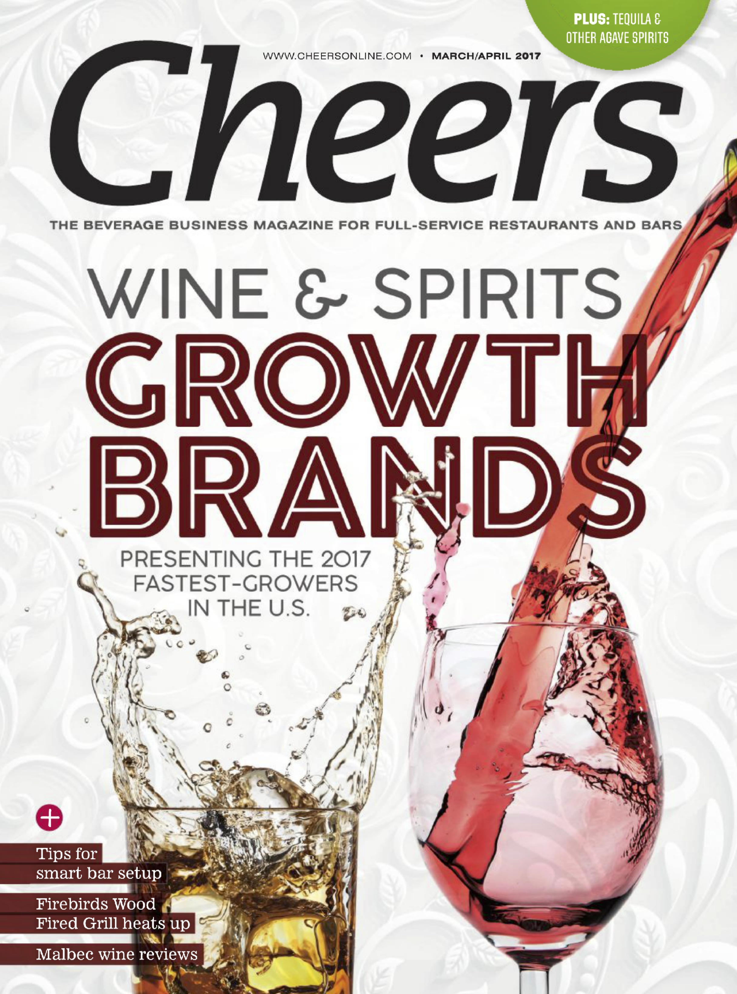 Cheers Magazine | March-April 2017