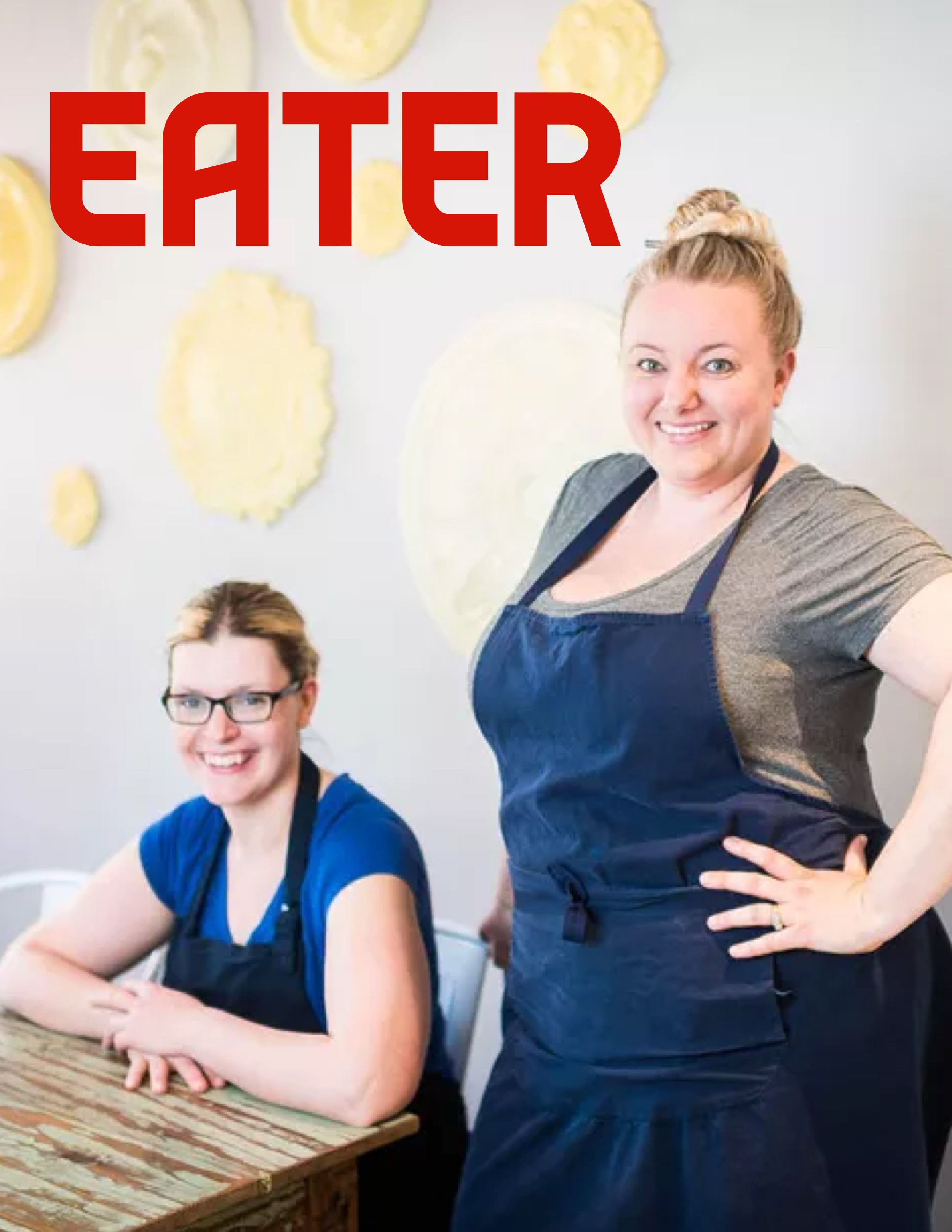 Eater First Year - May 2017