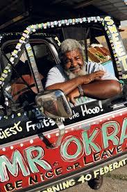 The Legendary Mr. Okra