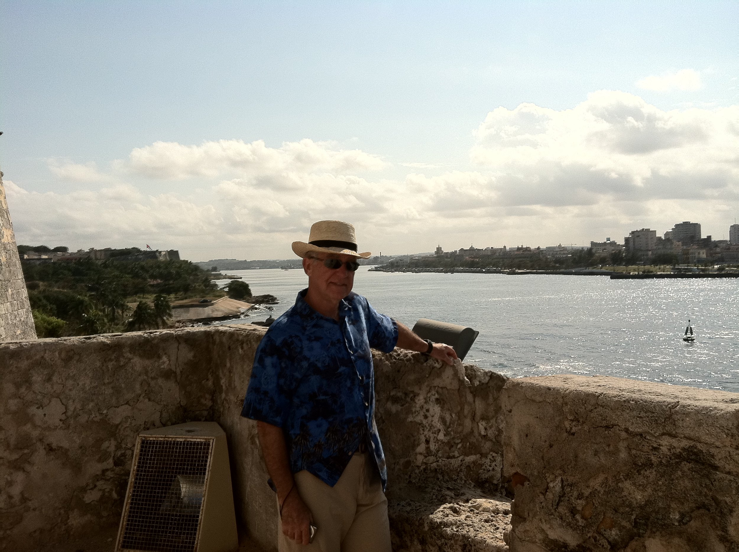Mari Guas in Cuba after 50 years