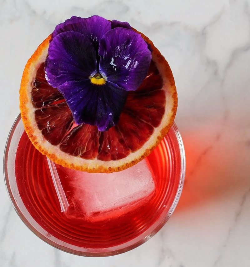 #NEGRONIWEEKGina Chersevani's Cocktails for Charity -