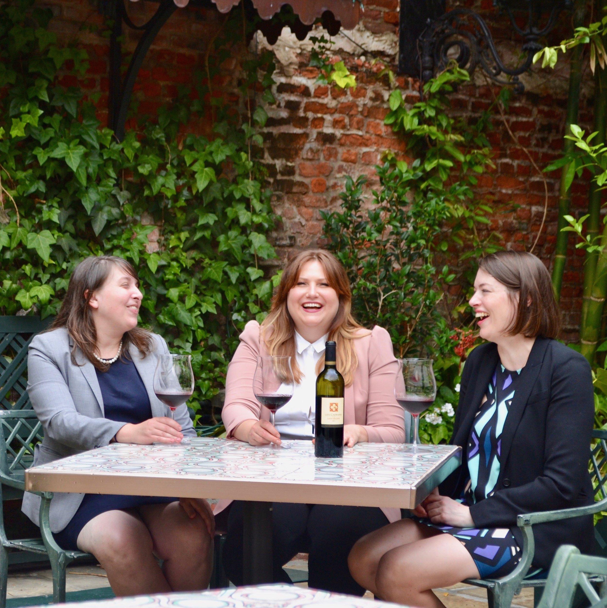 WOMEN OF WINEBrennan's All Female Wine Team -