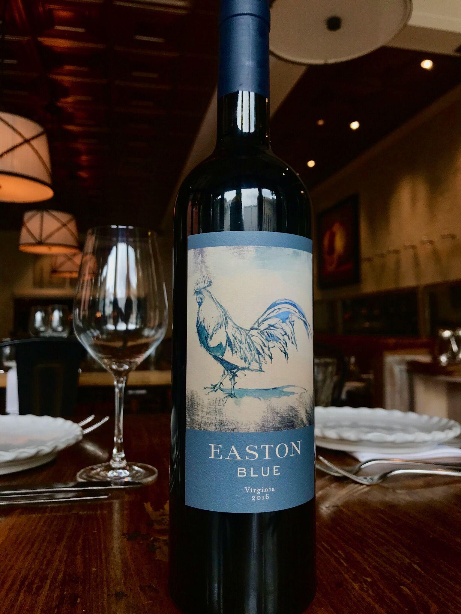 My Blue HeavenPippin Hill Farm & Vineyards DebutsEaston Blue -