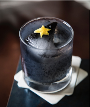 When the Moon Hits Your Eye Full Moon Inspires Specialty Cocktails at Red Pump Kitchen -