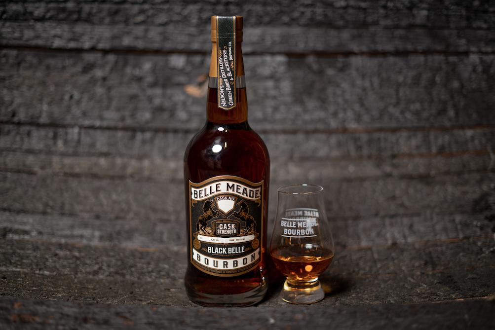 "Belle Meade ""Black Belle"" BourbonNelson's Greenbrier Distillery -"