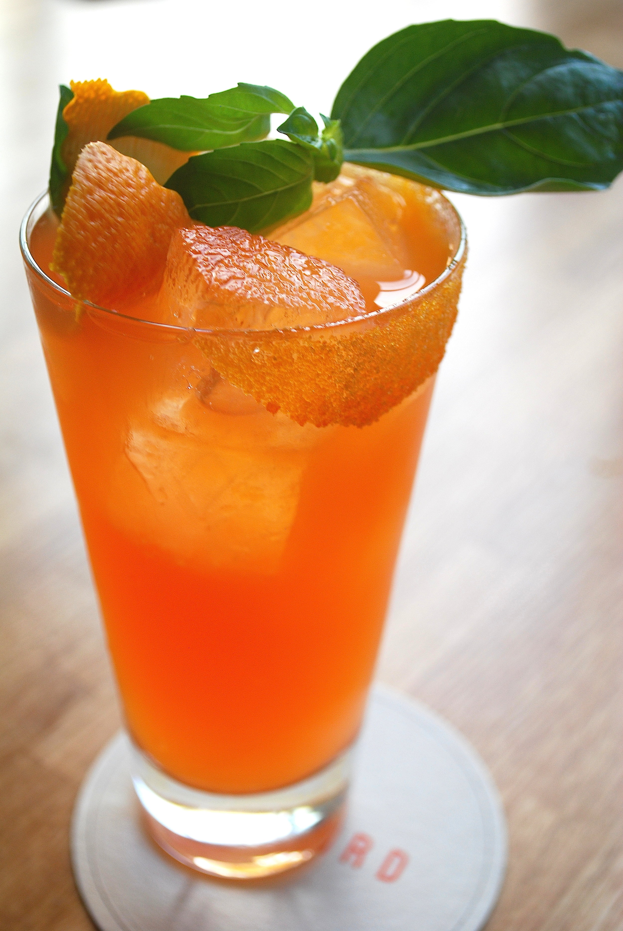 The Moonwalker Cocktail -