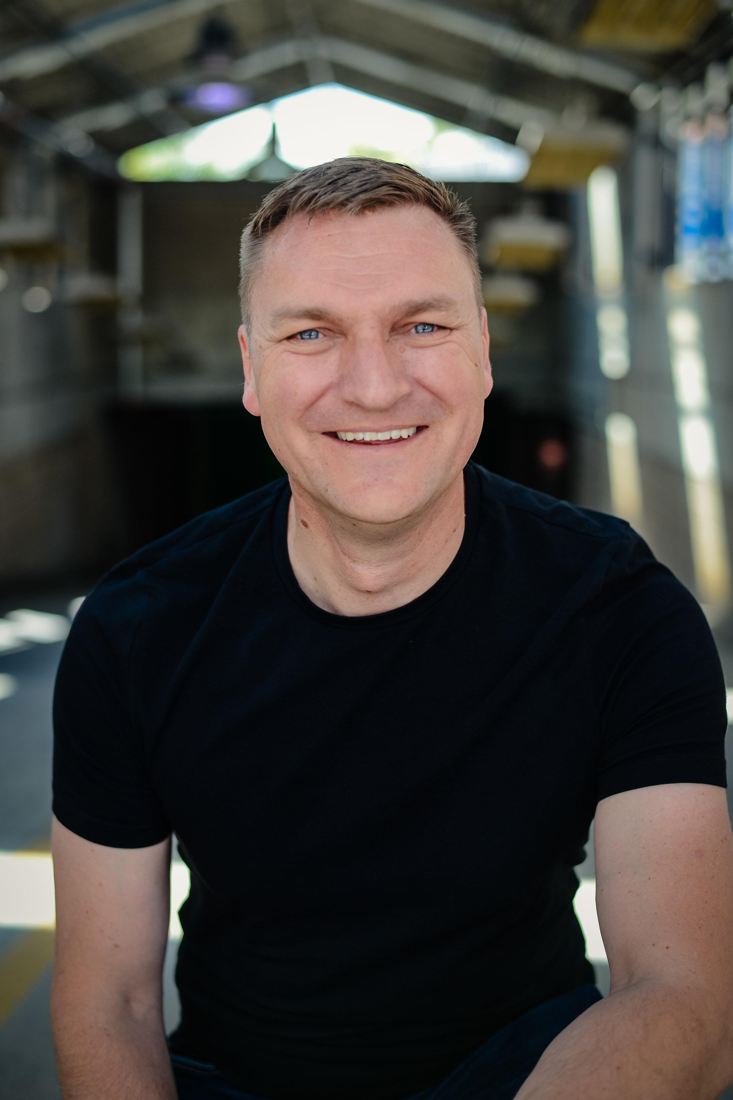 Steve Cuss - Lead Pastor
