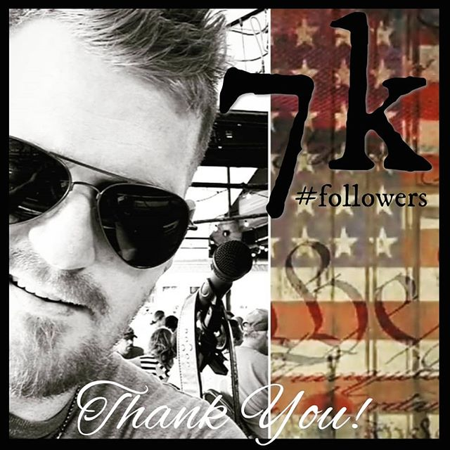 Thank ya'll very much for following me! These days too much emphasis is put on that number and not enough on the music someone creates. So thank you for getting that number up so more folks can hear the actual music. #countrymusic #look #onthewayup #underground #unsigned . . . . . . . . . #nashville #country #countrysinger #countryradio #guitar #singer #music #livemusic #live #countrymusic #countryliving #countryartist #song #trending #studio #musicrow #nowplaying #followme #outlawcountry #me #like #follow