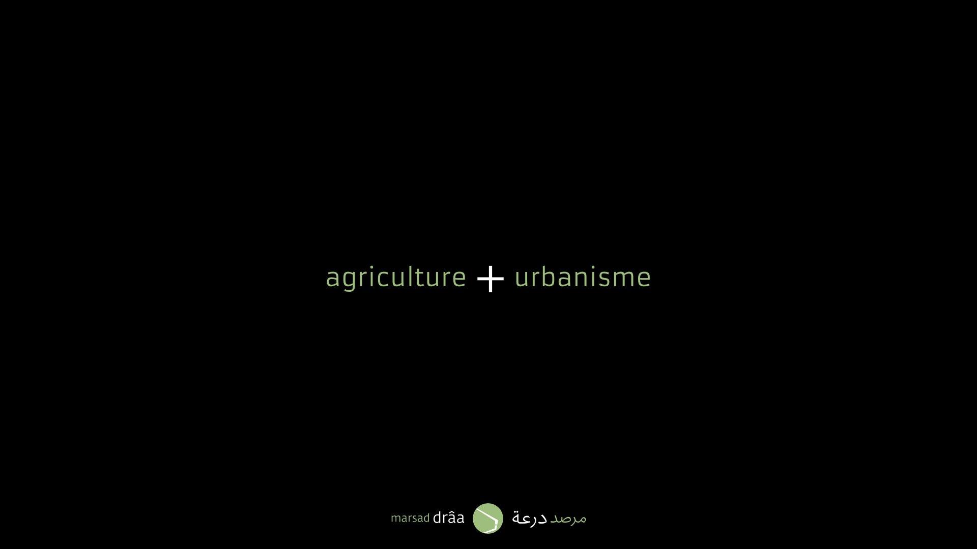 Par ailleurs, la manque de coordination entre les différents ministères impliqués et de collaboration entre les différents chercheurs, n'aide pas à proposer et mettre en place des solutions aux problématiques des oasis. Chez Marsad Drâa, nous pensons que l'agriculture et l'urbanisme peuvent être complémentaires à l'heure de se protéger contre la désertification.