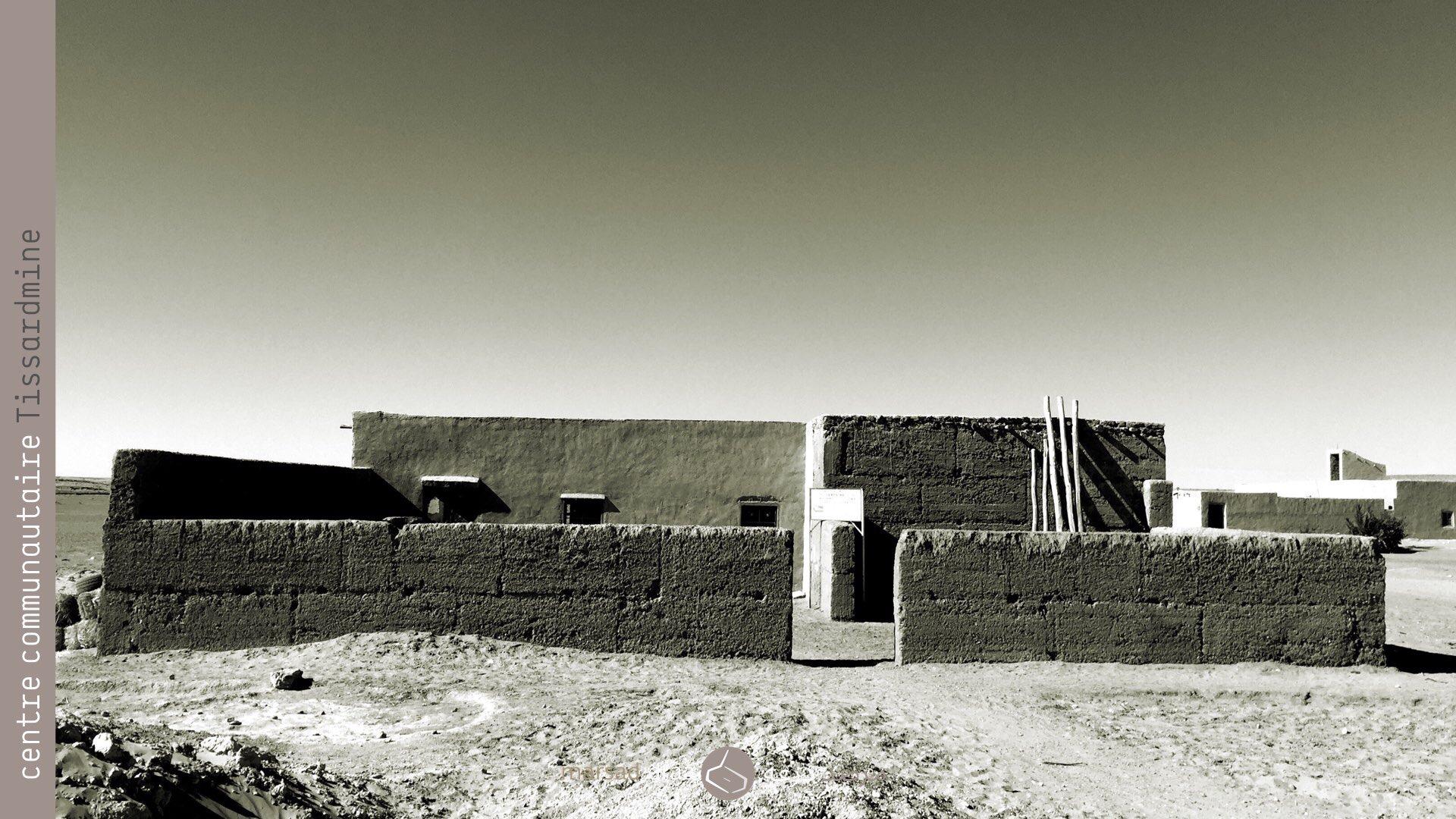 7. Actuellement la première phase du centre a été achevée et dans les mois qui viennent on poursuivra la construction de la tour.