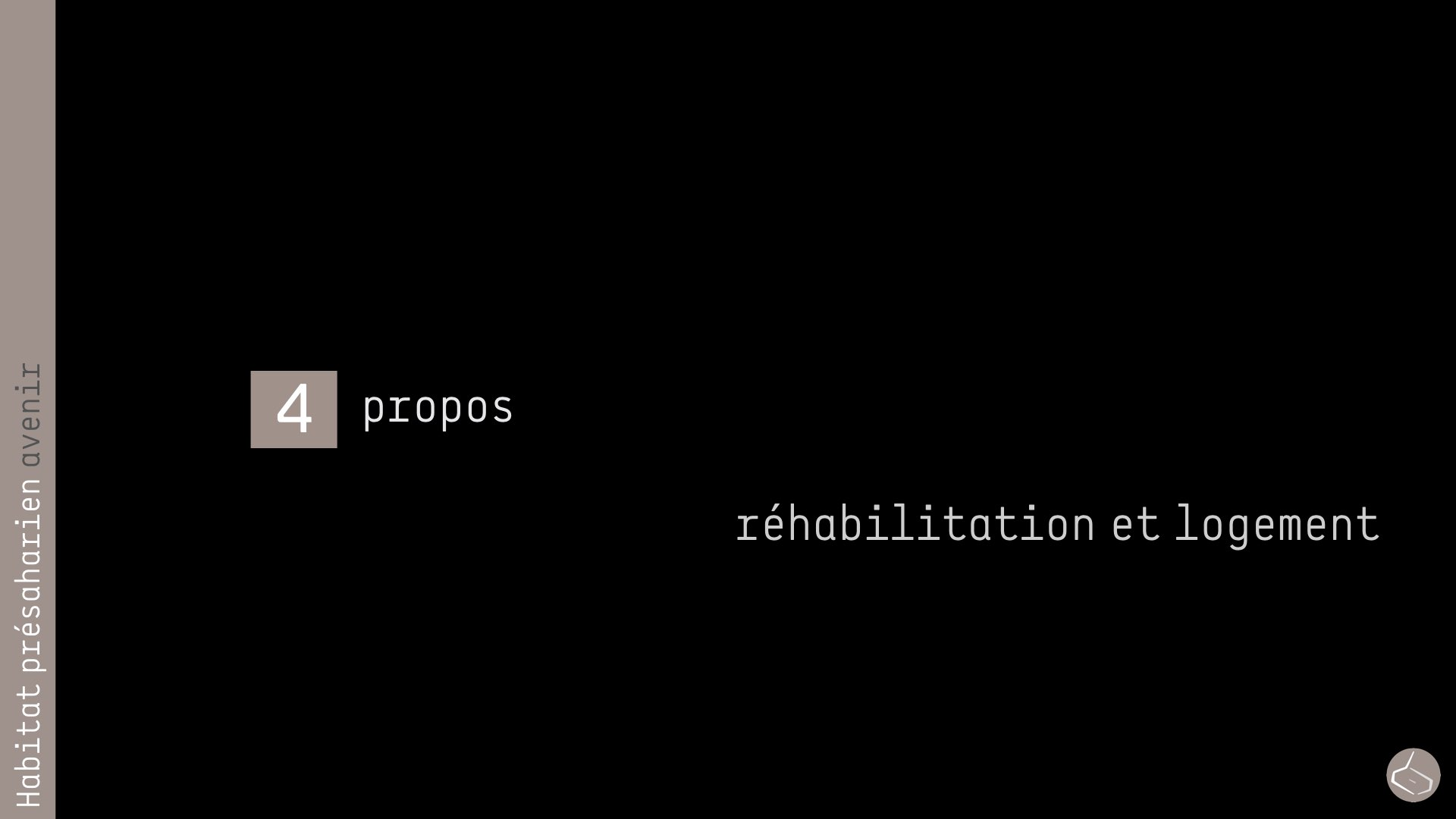 82. Il est impérative d'établir une stratégie qui permette la réhabilitation des ksour.       82. It is imperative to establish a strategy for the rehabilitation of ksour.