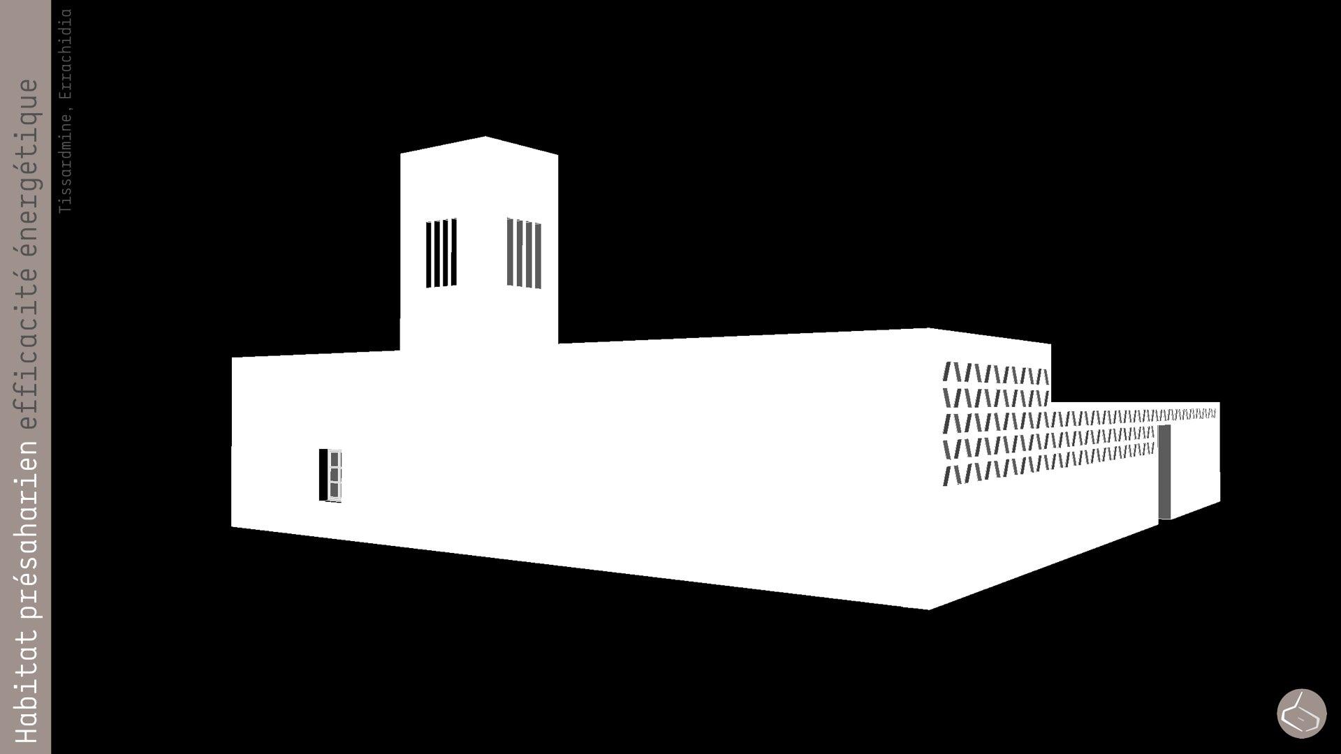 87. Nous sommes en train de construire un centre communautaire à Tissardmine (Errachidia) avec une tour de ce type et qui pourrait être appliqué facilement dans les anciennes, et les nouvelles, maisons en terre.       87. We are now building a community centre in Tissardmine (Errachidia) with a tower of this type. It could be easily applied in old and new mud houses.     https://www.facebook.com/marsaddraa/photos/?tab=album&album_id=1558420807712021