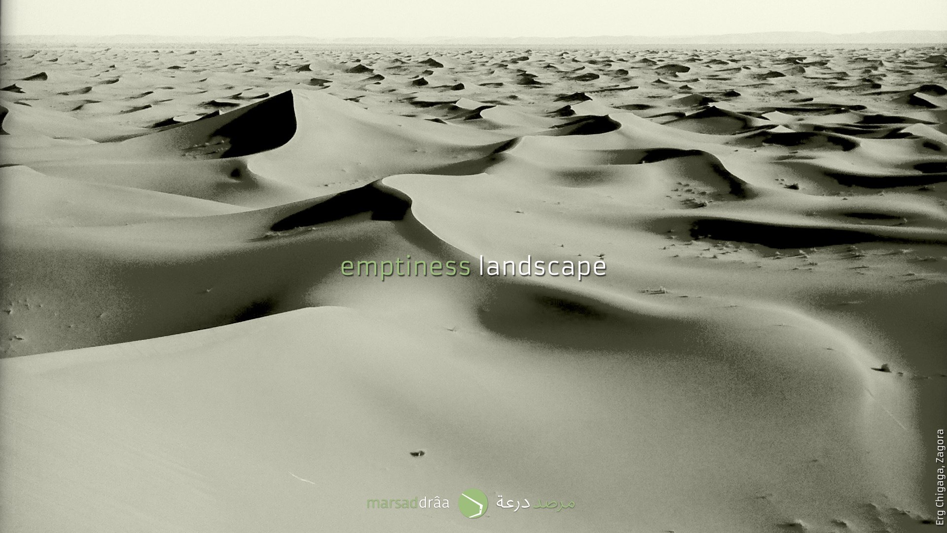 All this topics will let us understand the different landscapes of the desert and not just like an empty space. The dune landscapes.