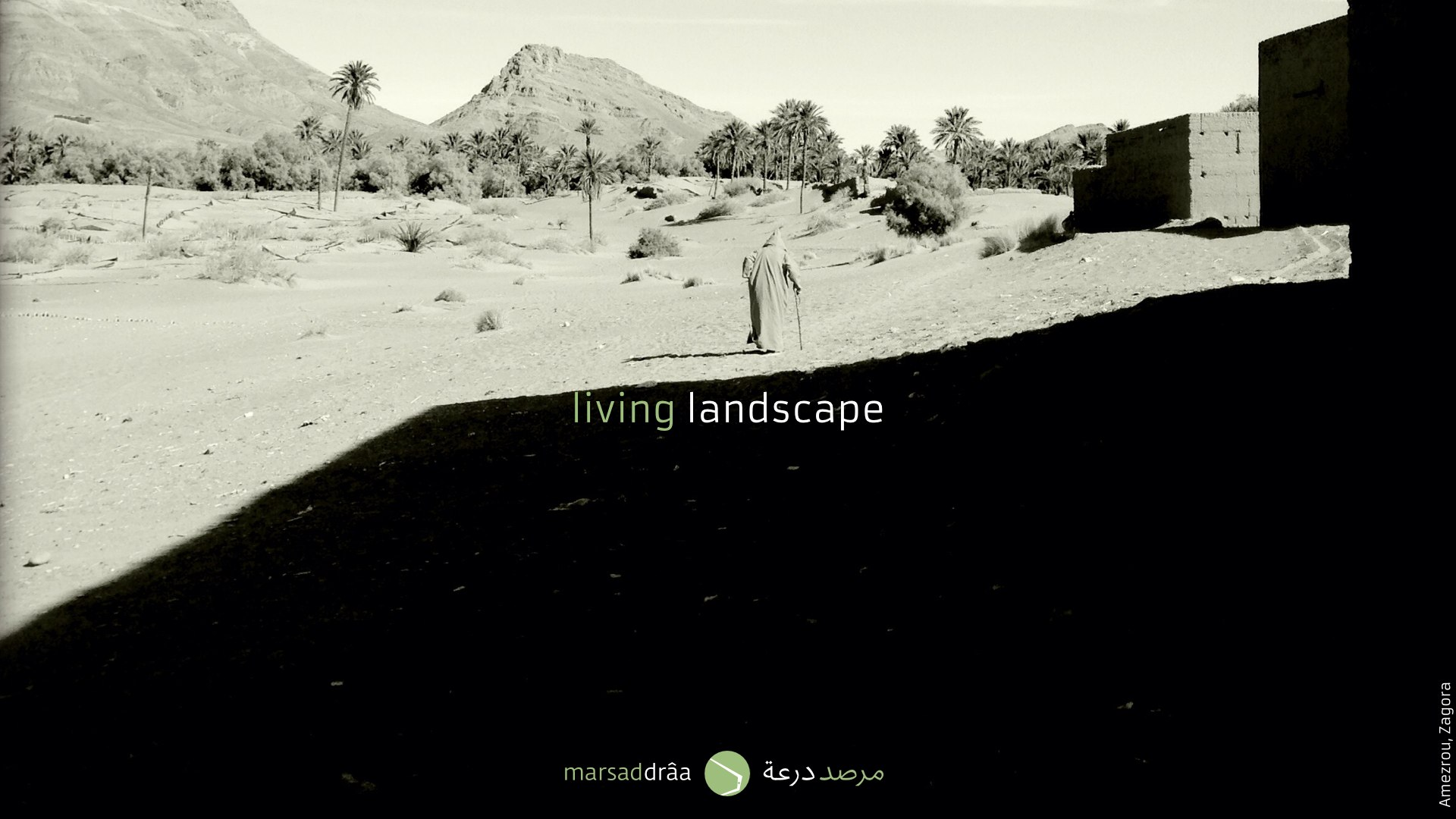 It is also important to understand the relation between human being and landscape.