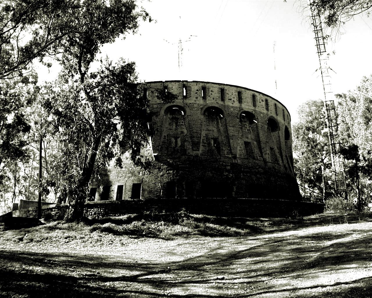 figura 13: fuerte de Isabel II