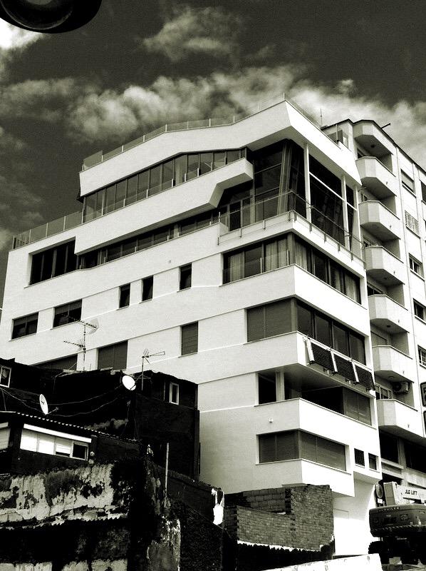 🅦 3 dwellings, calle Santander, Ceuta (Spain) 2011