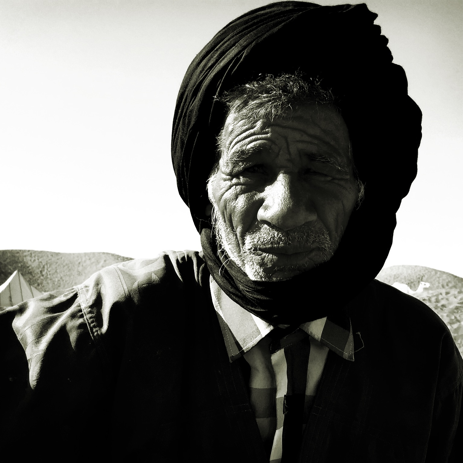 Nomads of the Moroccan desert 2015-2016