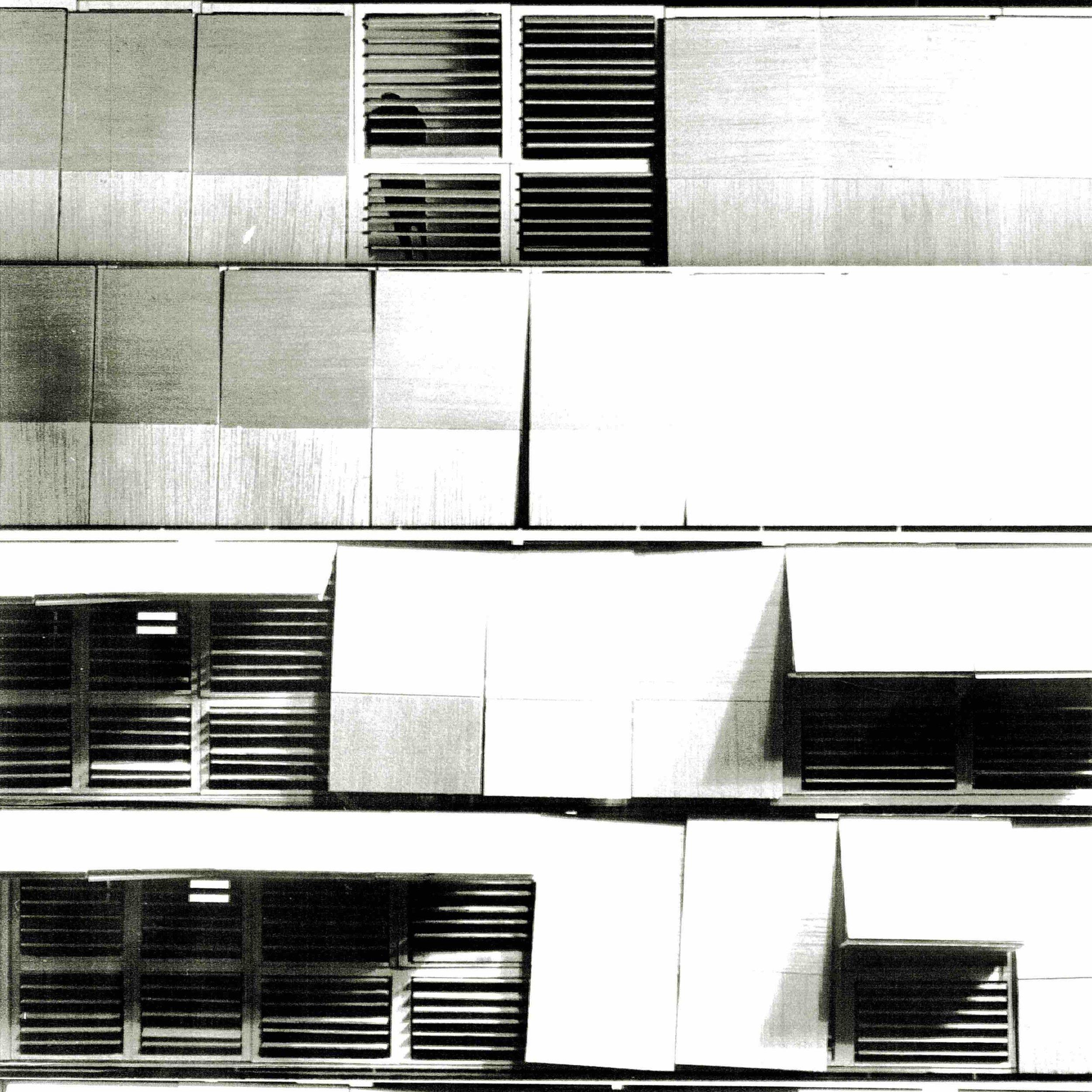🅒 120 social dwellings (EUROPAN IV), calle Rafael de León, Sevilla (Spain) 1996