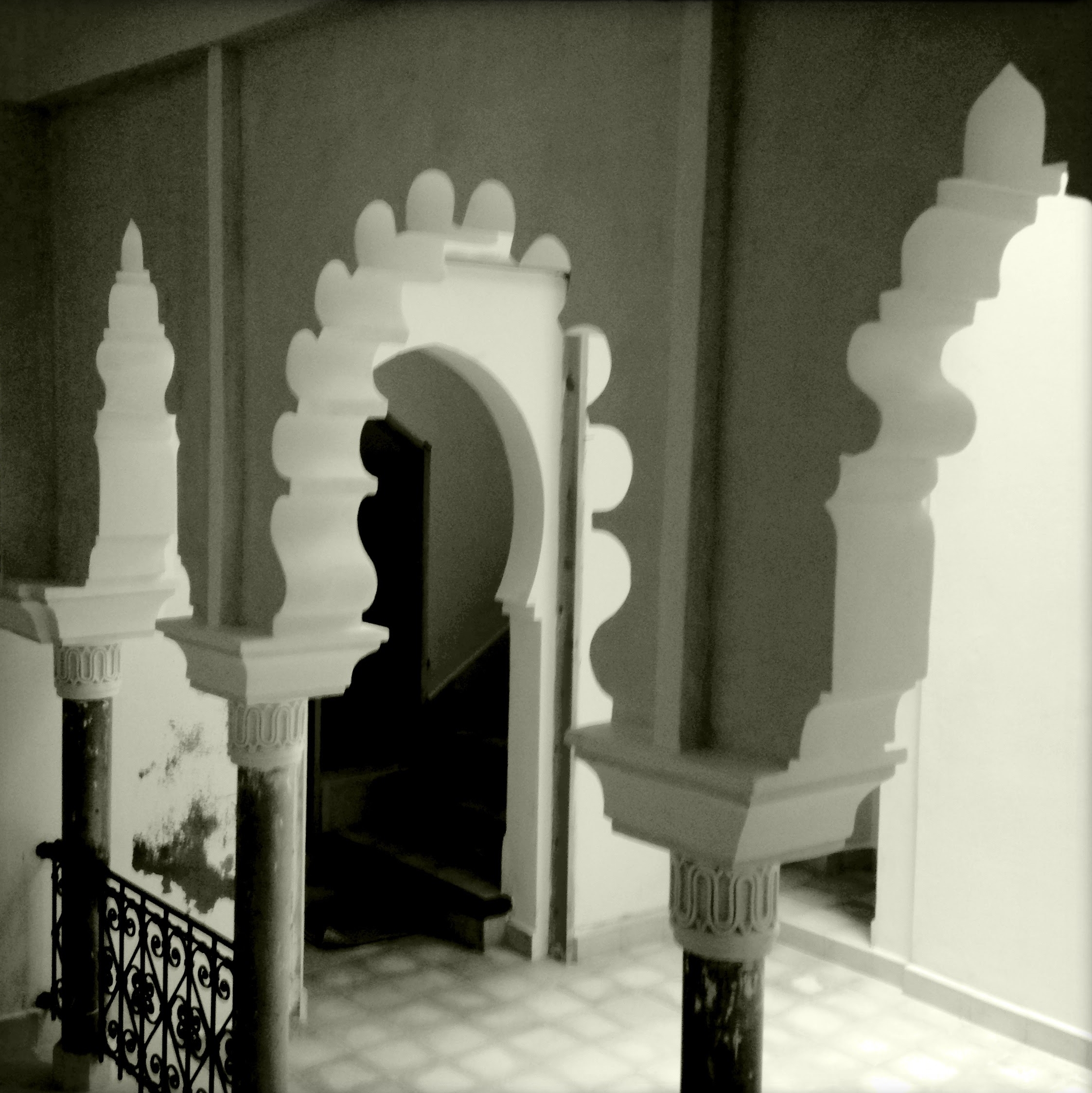 🅟 Rahmoun house, medina of Tetouan (Morocco) 2009