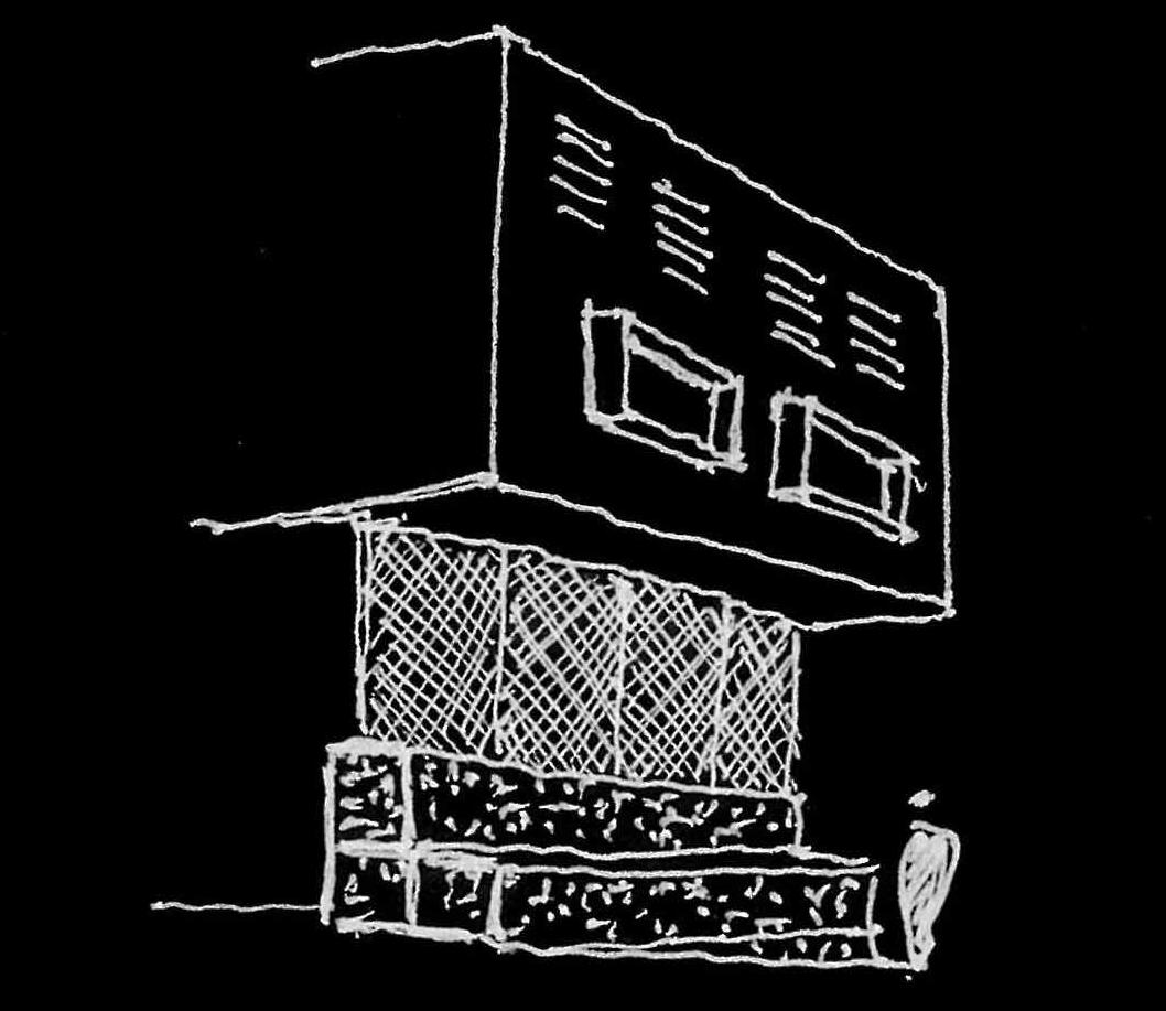 🅒 10 social dwellings, Jimera de Líbar (Spain) 1998