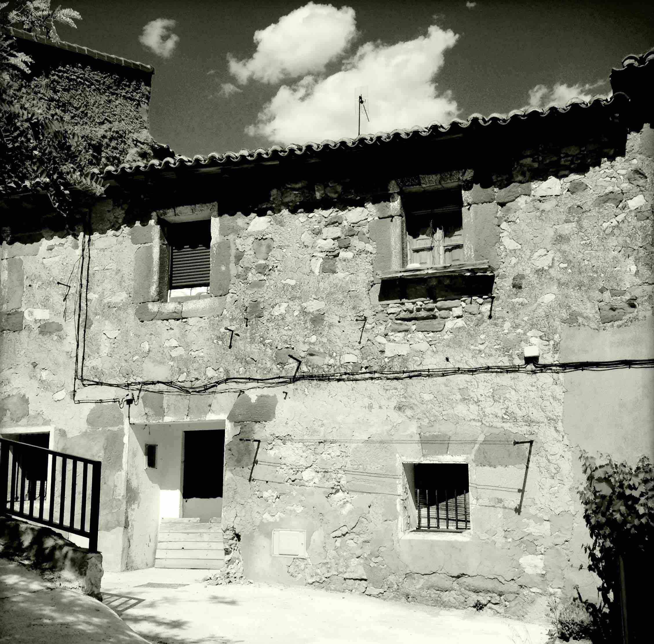 🅟 Algora house, Jubera, Soria (Spain) 2012