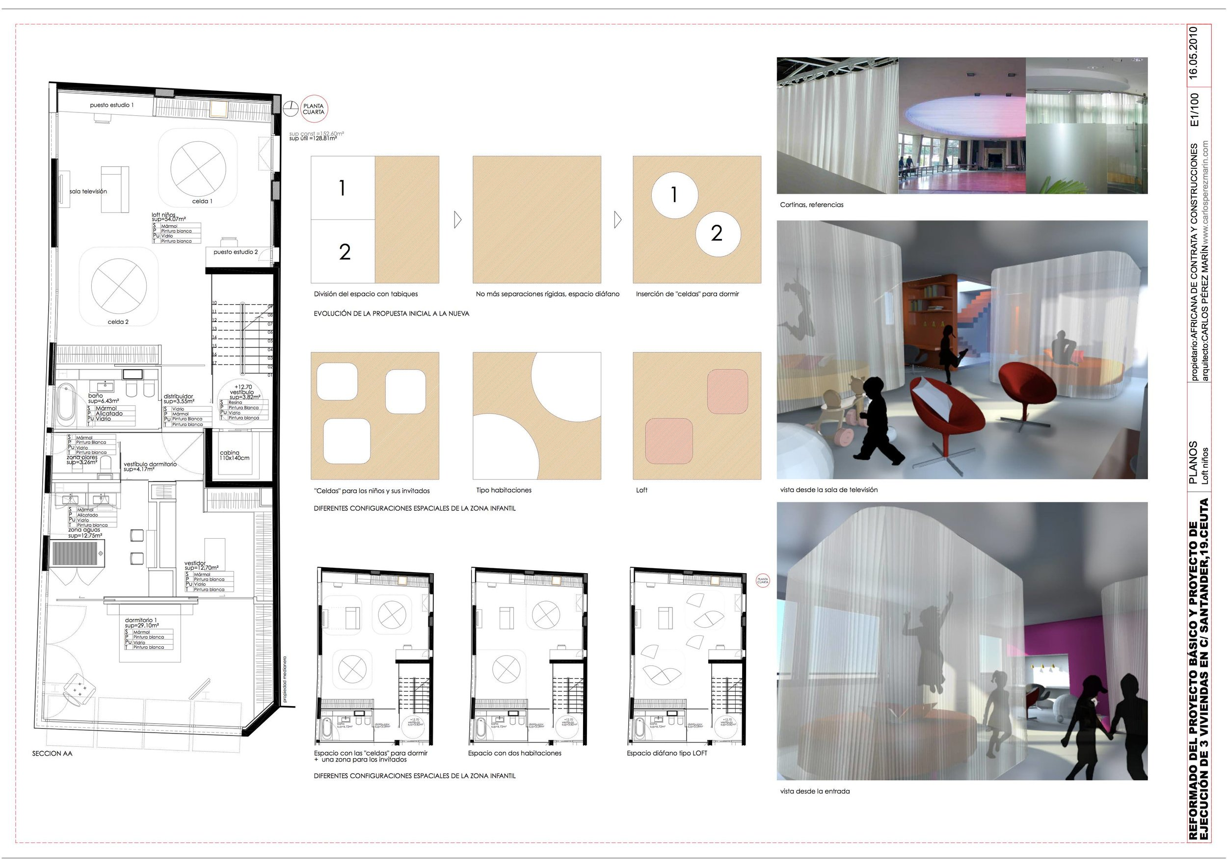 proposal for children space