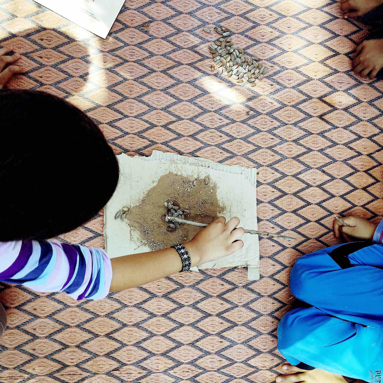 Nomad gamed workshop by Rahmoun Laghfiri