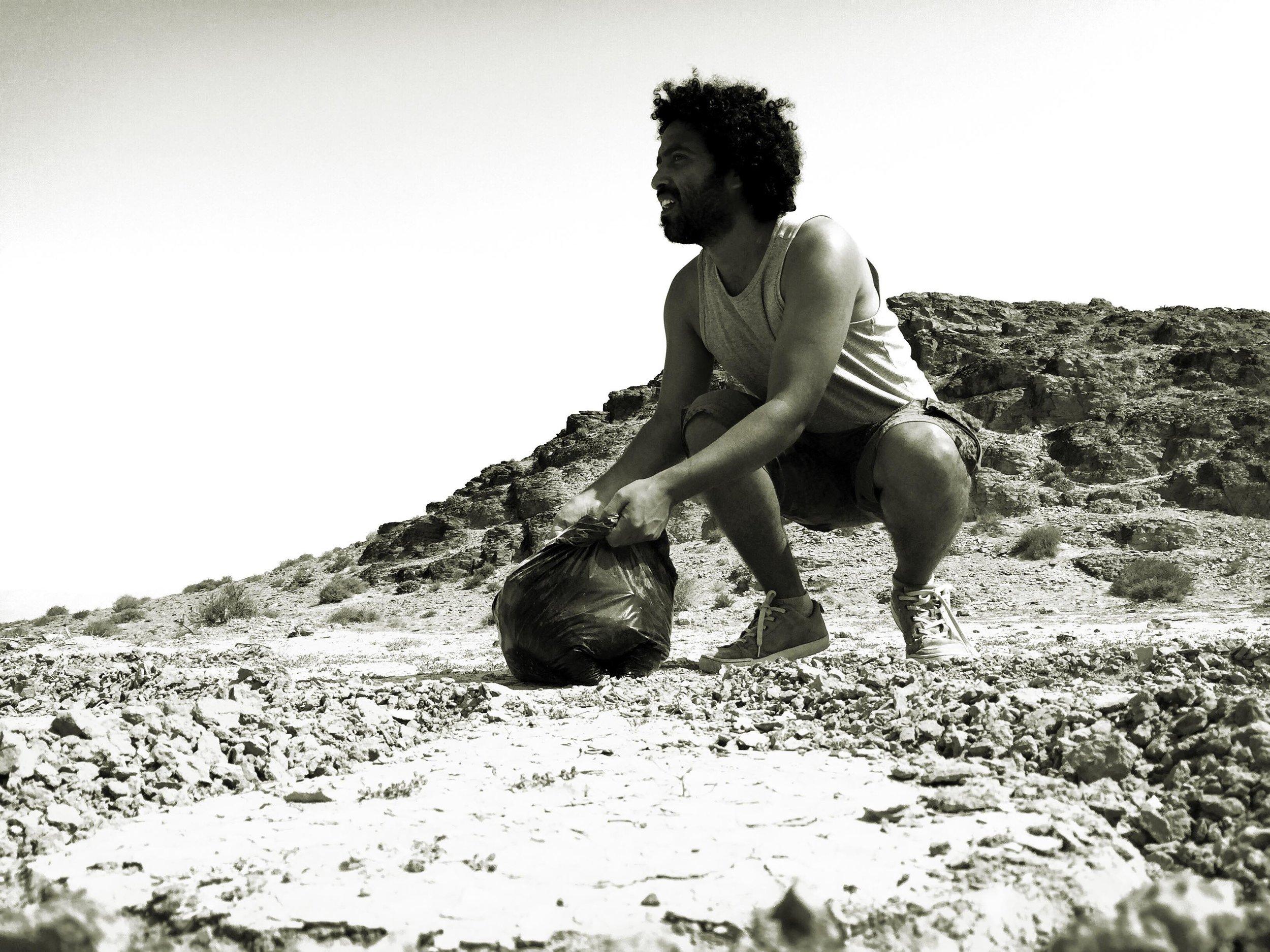 Amine El Gotaibi performance