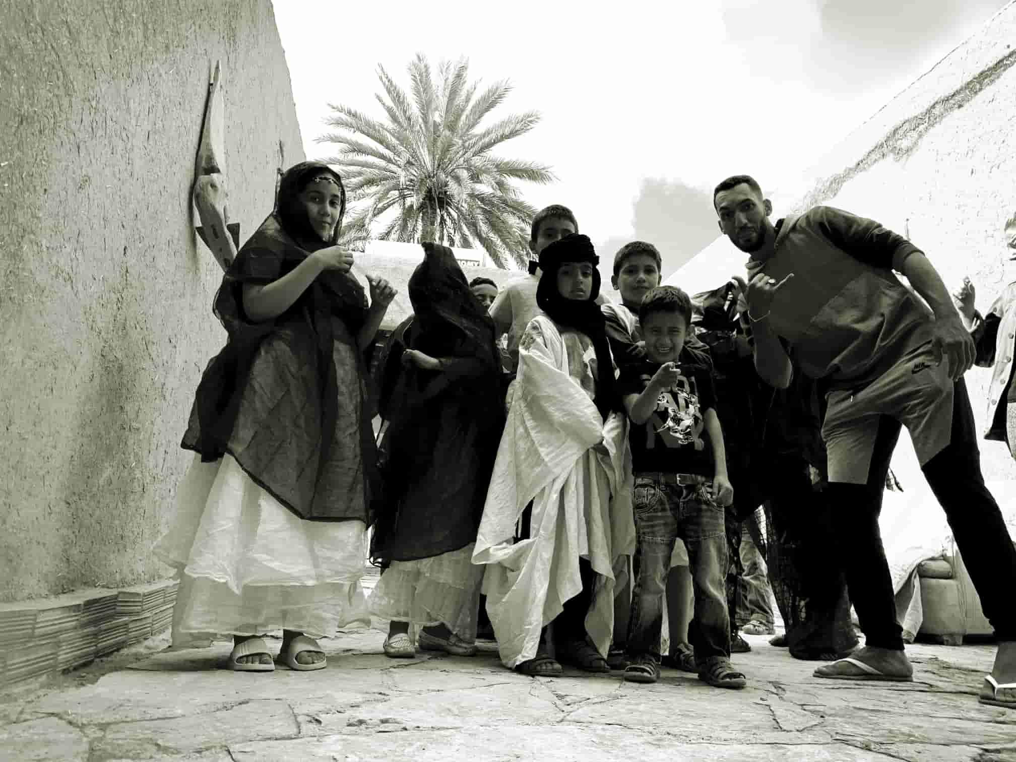 culture development in (Southern) Morocco -