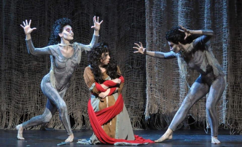 Marguerite, Faust (Opera Naples)
