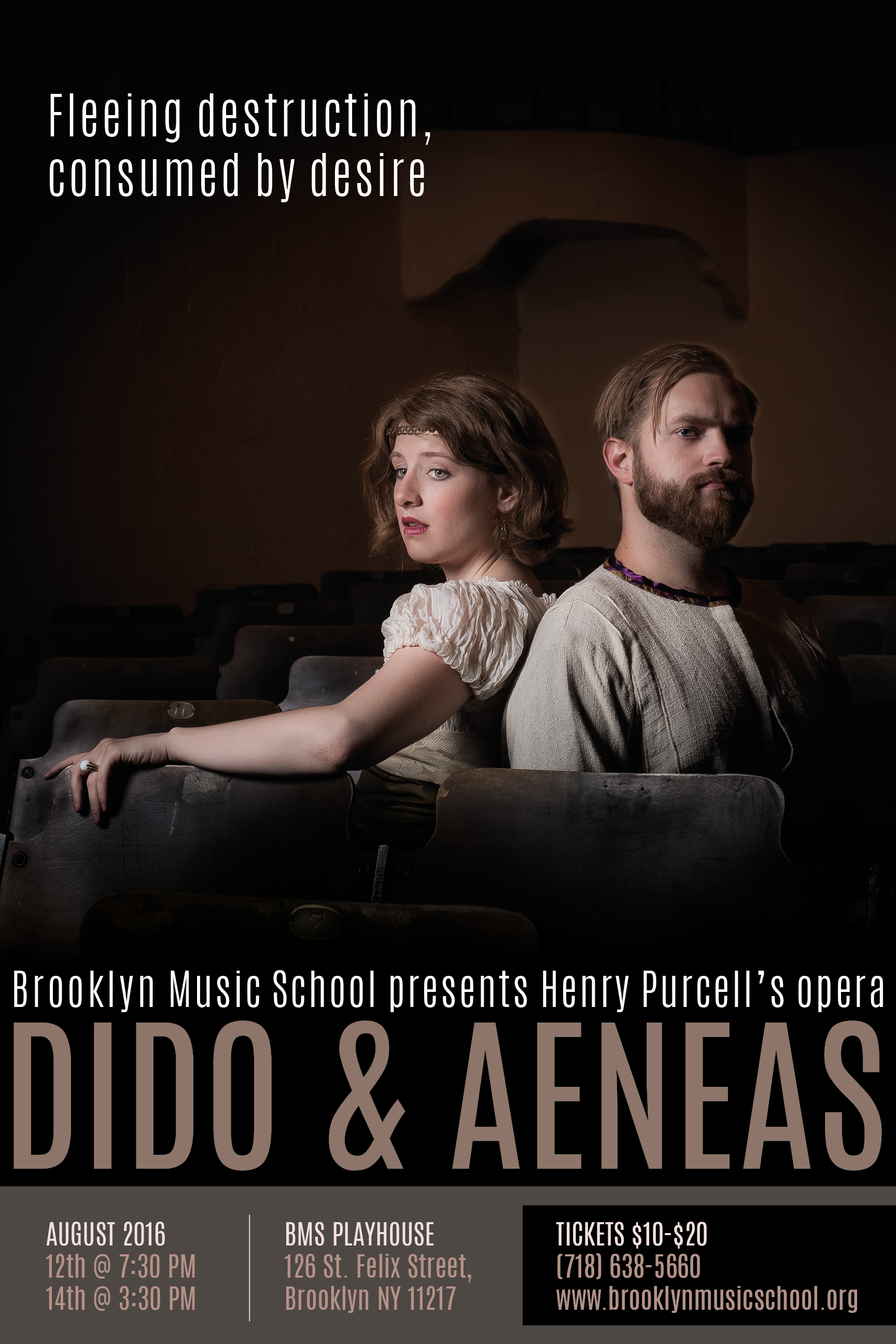 Producer, Dido & Aeneas (Brooklyn Music School)
