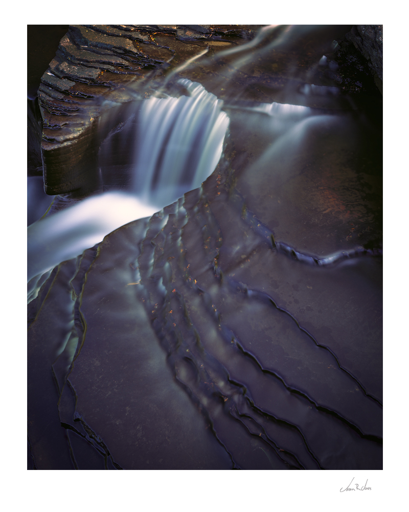 """Journey"" Presque Isle River, Porcupine Mountains Wilderness State Park, Michigan"