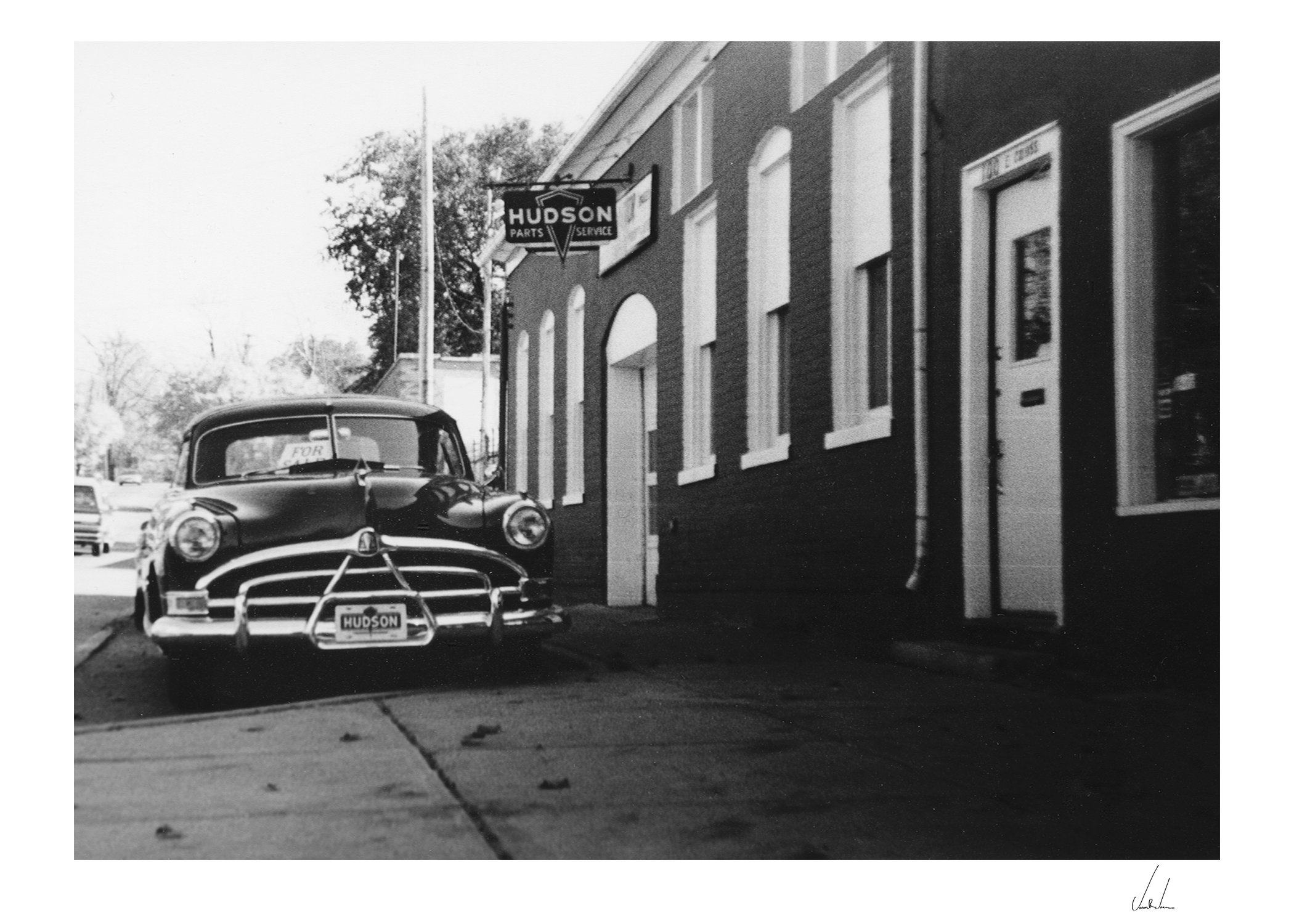 Hudson Hornet, Ypsilanti, Michigan - 1994, Jason Robert Jones