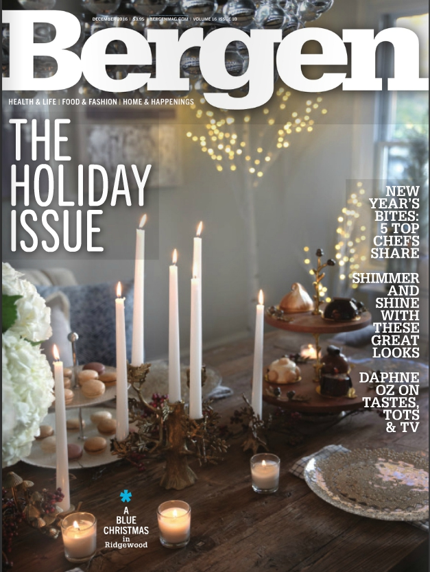 Copy of Bergen Magazine | December 2016 <br>Cover Story