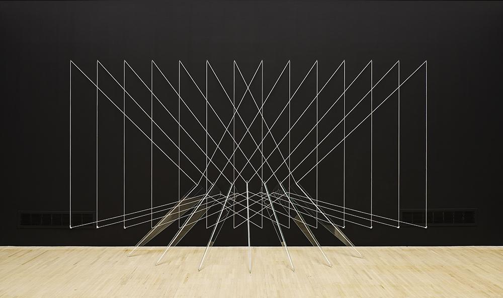 String Piece, 1975