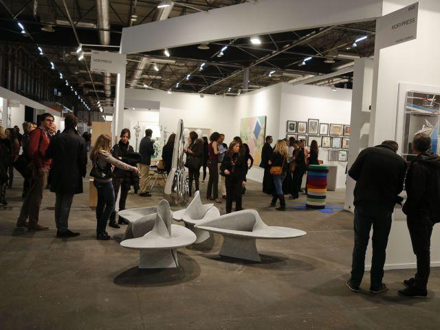 Volume de negócios fechados consolidou a ARCOmadrid como pólo de investimentos em Arte