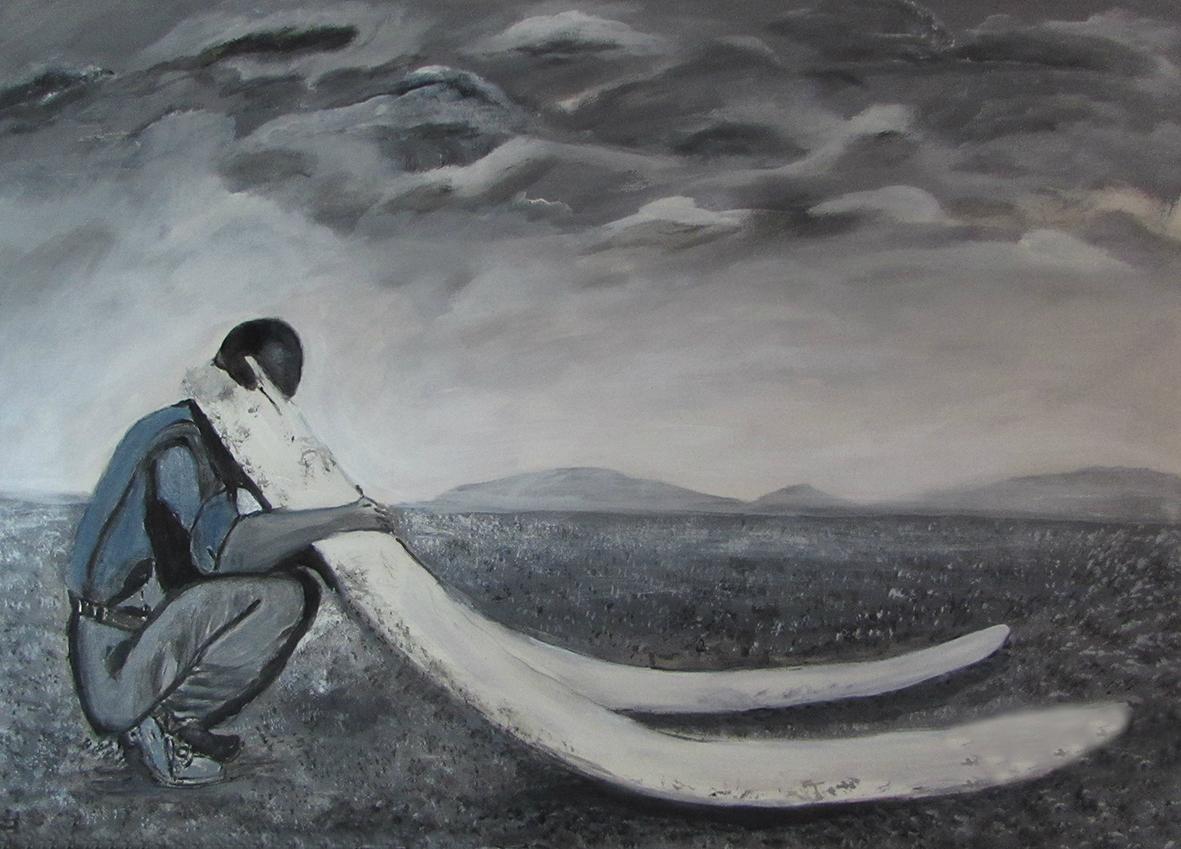 Maria Inêz Ribeiro, pintura