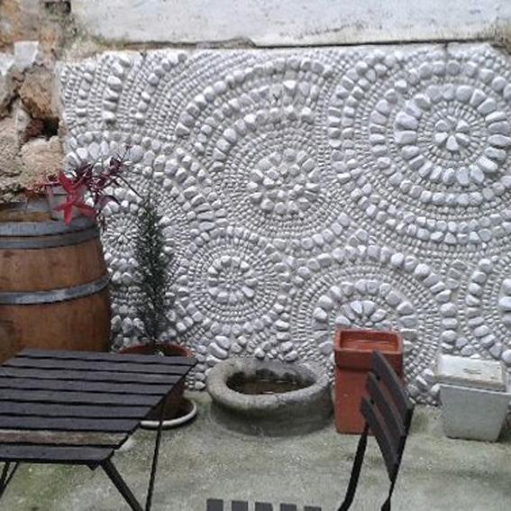 Ariane Blanquet, mosaico - França