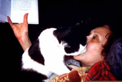 Carolee Schneemann, Infinity Kisses II, 1990