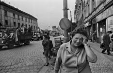 Josef Koudelka, Invasão das tropas do Pacto de Varsóvia, Praga, Tchecoslováquia, agosto 1968